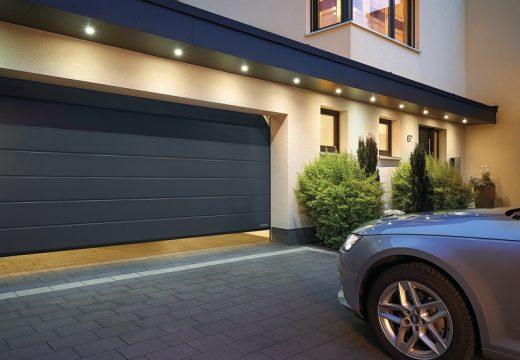 Hörmann разширява асортимента от гаражни врати