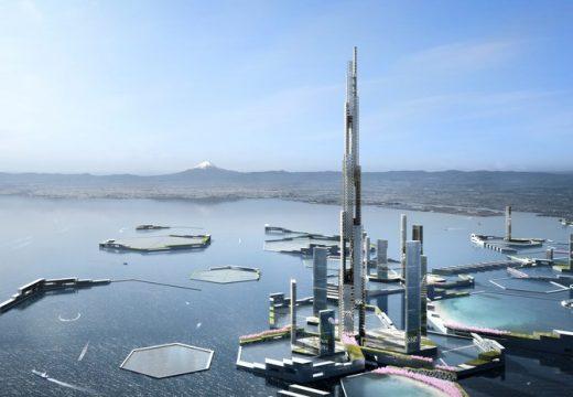 Как ще изглежда Токио през 2045 г.