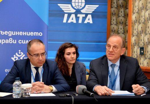 Открива се първата въздушна линия от София до Любляна