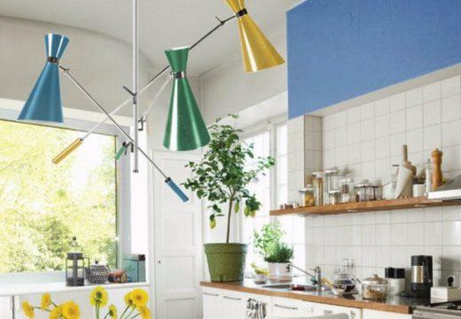 40+ модерни идеи за осветление в кухнята