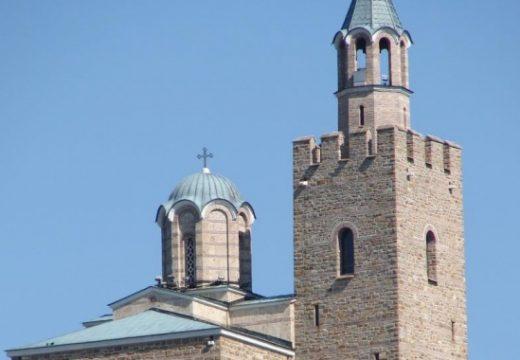 Анонимен дарител даде 20 кг злато за църквата на Царевец