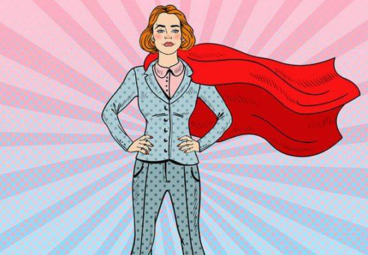 Честит празник, дами! Бъдете силни и независими!