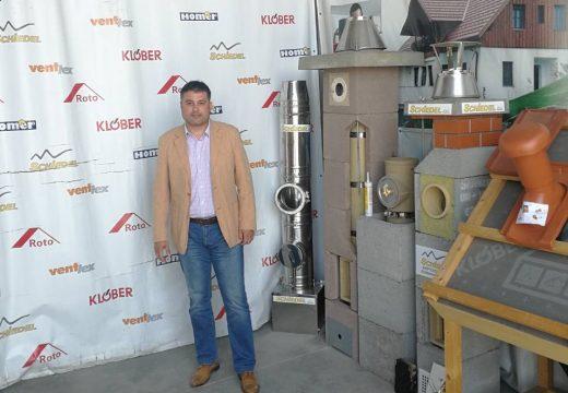 Schiedel с нов склад и продукти в България