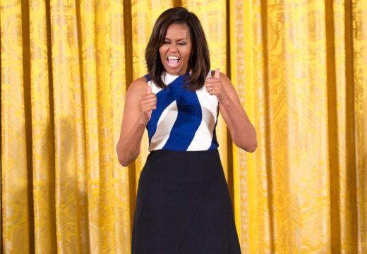 Мишел Обама е любимка на интериорните дизайнери