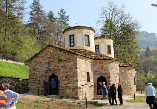 """Манастир """"Свети Пророк Илия"""" е отворен за посетители"""