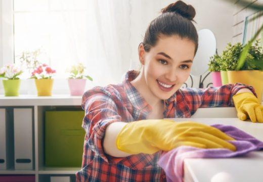5 съвета за пролетното почистване