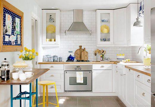 85 прекрасни кухни в бяло