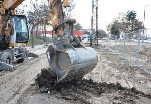 Нова наредба намалява обема на изкопите за канализация