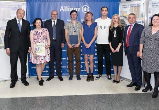 Алианц Банк България реализира проекти на студенти по архитектура