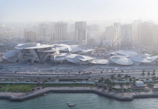 Музеят на Катар – архитектурно чудо на 21 век