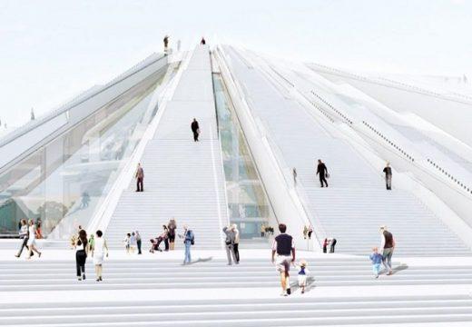 Комунистически паметник става на образователен център