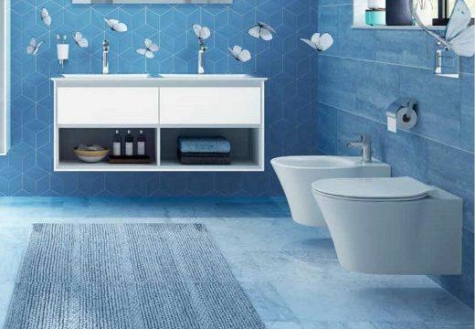 Connect Air от Ideal Standard – грациозна лекота във вашата баня