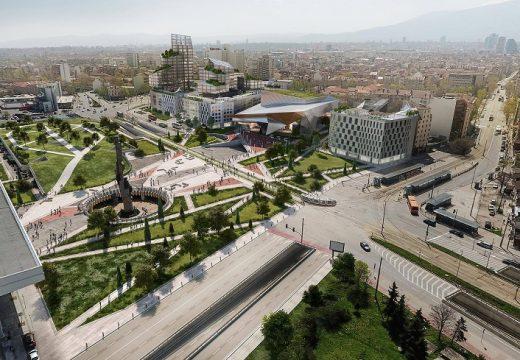 """А&A архитекти"" спечели проекта за Централна гара"