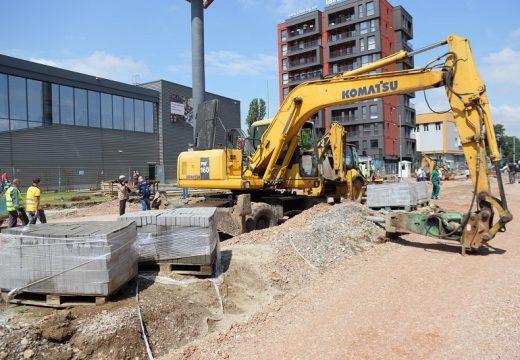 Ново трамвайно трасе свързва квартали в София