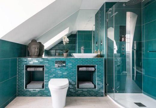 Синият цвят вдига цената на дома