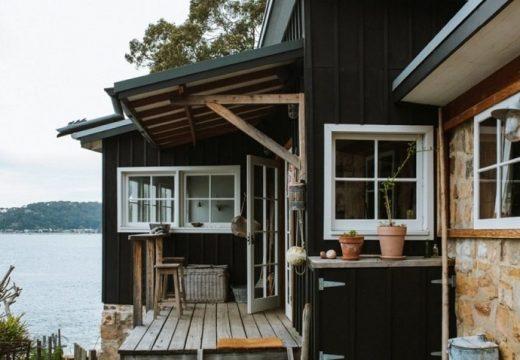 Рибарска еко къщичка само за волни души