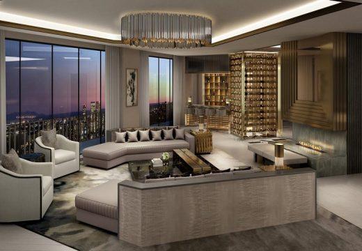 Ръст на продажбите на луксозни имоти  в световен мащаб