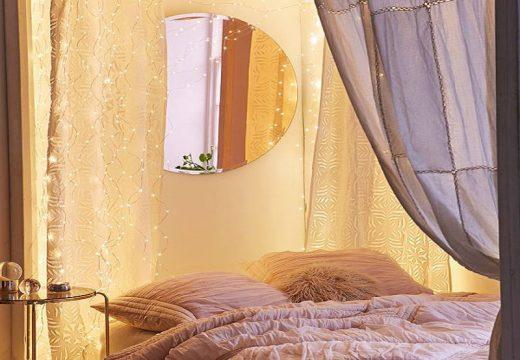 25 идеи с малки лампички в апартамента