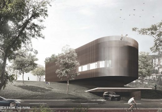 От 2019 г. започват строителство на центъра във Велико Търново