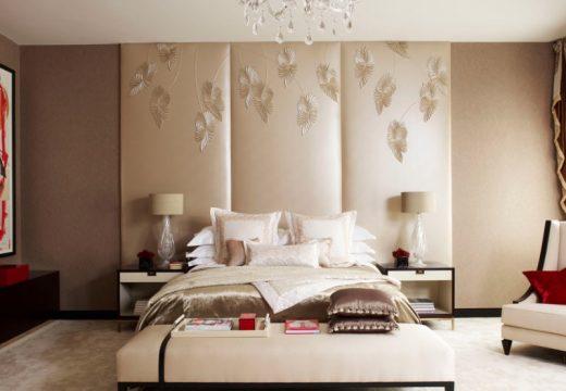 10 идеи за пространството над леглото