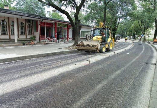 Започват още ремонти на столични улици