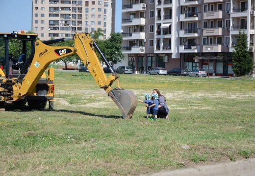 Стартира строителство на нов парк в Тракия