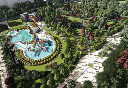 Разширяват парк Възраждане с аквапарк