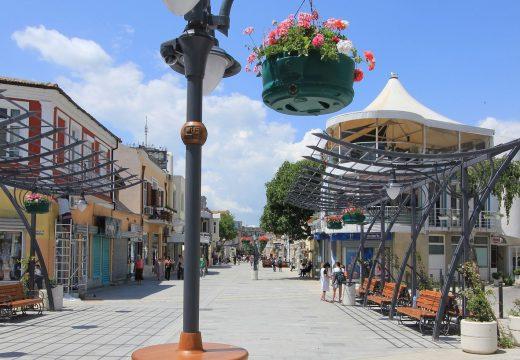Бургас се сдоби с нова Smart улица