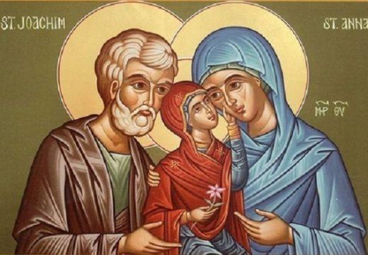 Успение на св. Анна, майка на Богородица