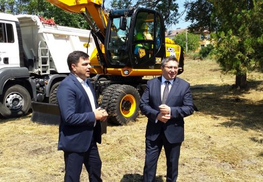 Нанков: За България предстоят добри дни в пътния сектор