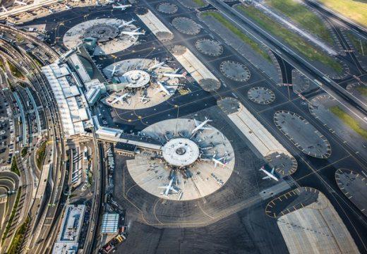 Архитектурата на летищата по света