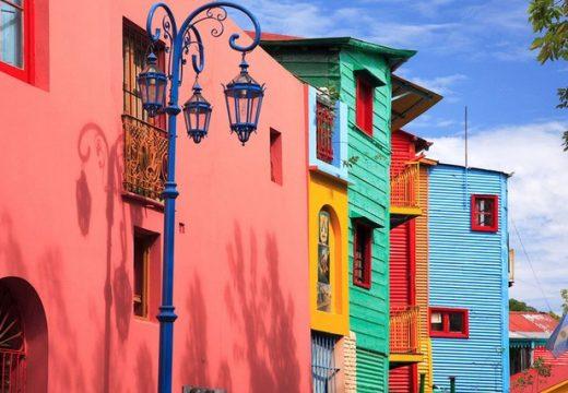 Най-шарените градове в света