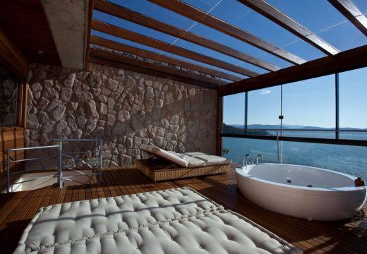 Най-красивите хотелски бани по света