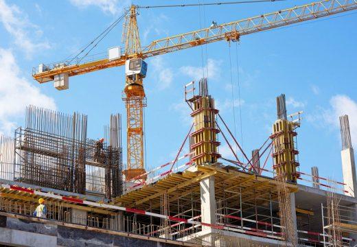Спад в строителството през юни