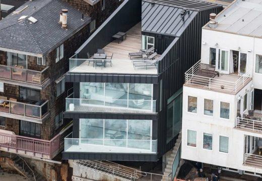 Строят къщи, които издържат на климатичните промени