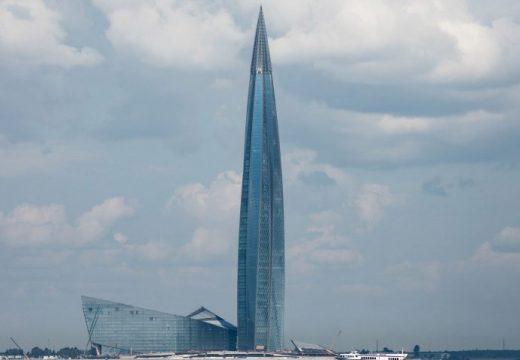 Новият най-висок небостъргач в Европа