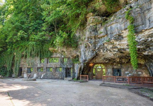 Най-луксозната пещера в света