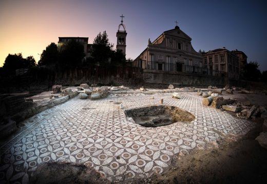 Американски архитект вдъхва живот на Епископската базилика на Филипопол