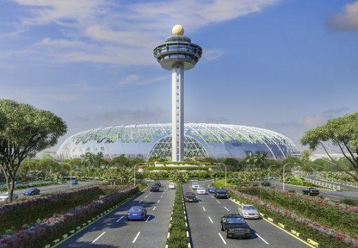 Архитект променя представата ни за летищата