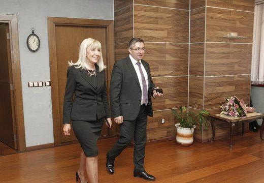 Министър Аврамова има три приоритета