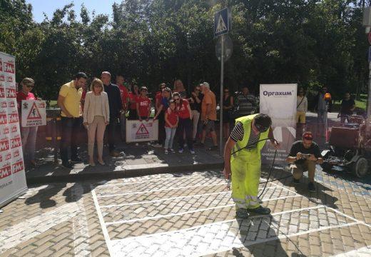 Оргахим насочва вниманието на шофьорите към учениците