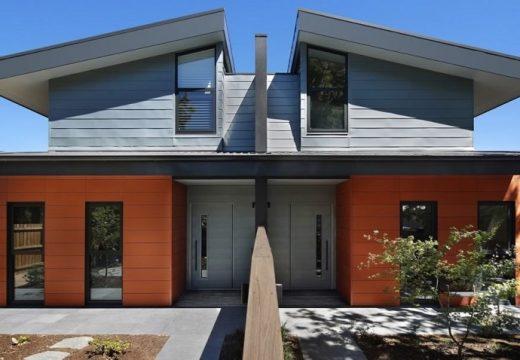 Къща е вдъхновена от самураите