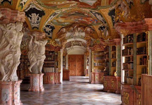 Най-красивите библиотеки по света
