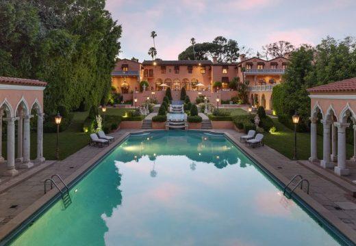 """Легендарната къща """"Бевърли"""" се продава"""