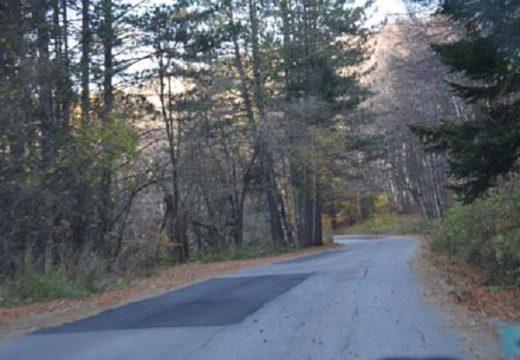 Ремонтирани са основните пътища на Витоша