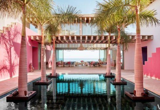 Очарователната вила Баха в Мексико