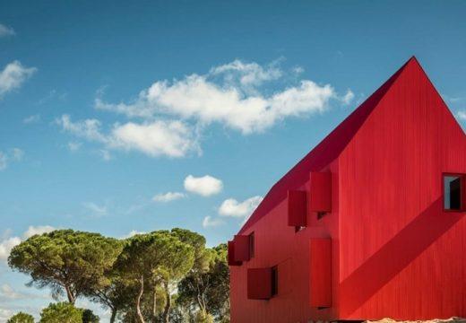 Къщата на Червената шапчица