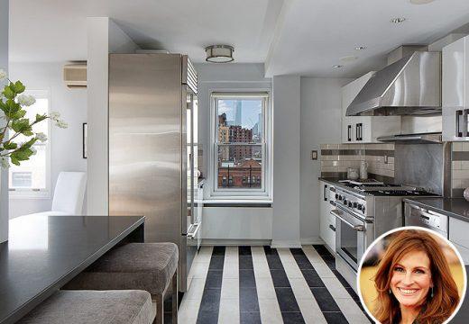 40+ кухни на холивудски звезди