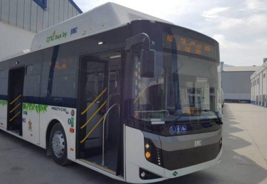60 нови автобуса на природен газ за София