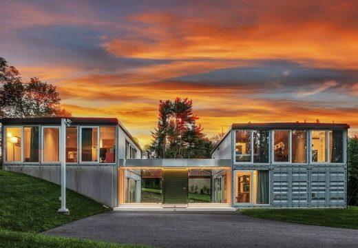Бихте ли дали 1 млн. долара за дом от контейнери?